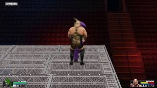 wwe2k15 hell in a cell throw off move tutorial pc
