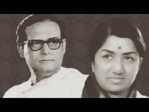 Lata ji sings Hemant Kumar ...