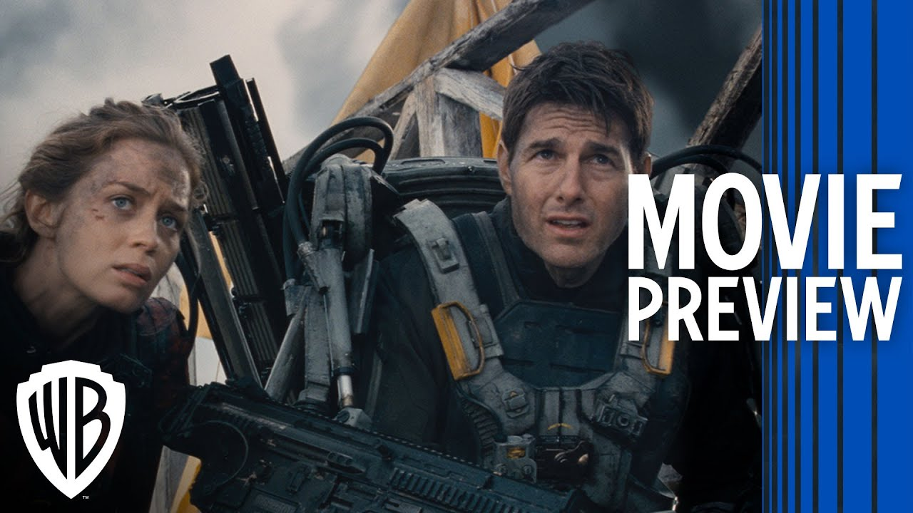 Download Live Die Repeat: Edge Of Tomorrow   Full Movie Preview   Warner Bros. Entertainment