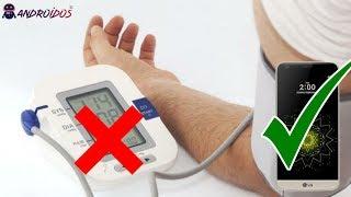 تحميل تطبيق قياس ضغط الدم بالبصمة للاندرويد و الايفون هل حقيقي Youtube