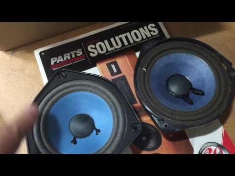 Bose 901 Speaker Replacement