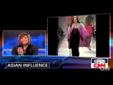 Prabal Gurung LIVE on CNN International