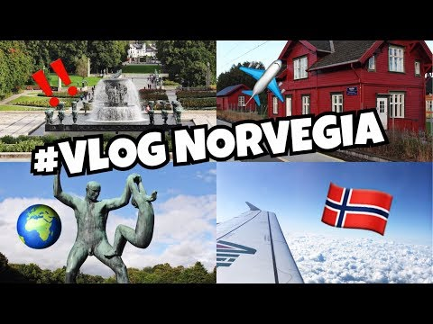 OSLO, NORWAY | TRAVEL VLOG | (1° e 2° giorno) | MEW MEW