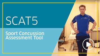SCAT5  - Sport Concussion Assessment Tool