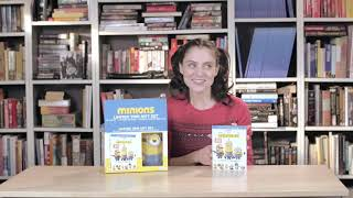 NBC Universal - Minions 2 DVD box set Unboxing