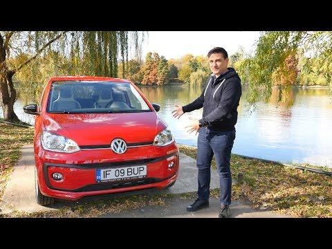 Volkswagen UP! Beats - By dr. Wolfsburg - Cavaleria.ro