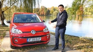 Volkswagen UP! Beats - By dr. Wolfsburg - Cavaleria.ro