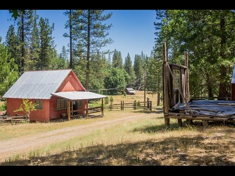 Northern California Ranch | Doe Run Ranch, Mariposa County California