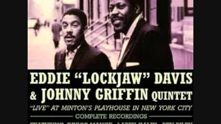 """Dee Dee's Dance -  Johnny Griffin & Eddie """"Lockjaw"""" Davis"""
