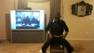 Janet Jackson- Miss You Much (chair dance)- by Darian Davis