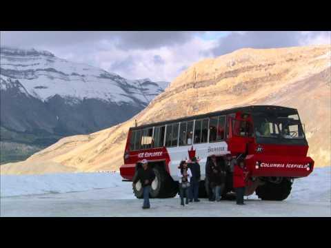 Columbia Icefield Glacier Adventure, Canada