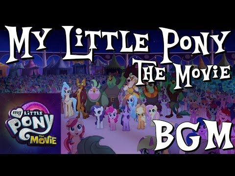 """""""Opening Titles"""" - My Little Pony: The Movie BGM"""