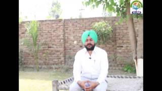 Gurbaj Singh  Dusanjh :Young organic Farmer of Punjab   4