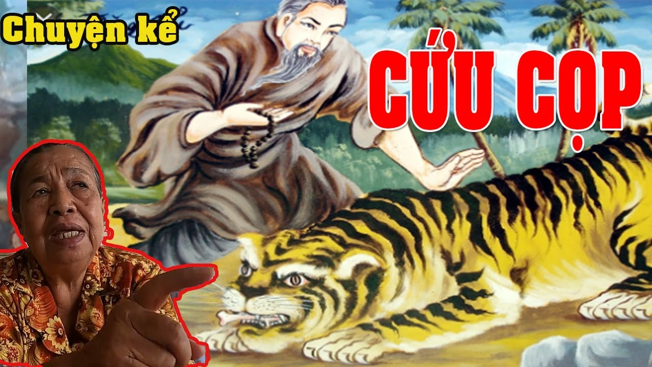 Ông Đạo Giúp Cọp Gỡ Xương Ở Tịnh Biên - Thất Sơn Huyền Bí