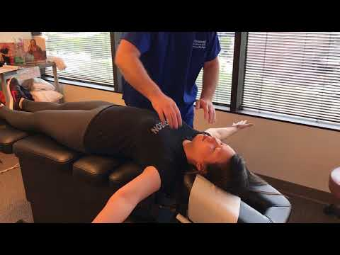 Katy TX Lady Gets Postpartum Back Pain Relief At Advanced Chiropractic Relief
