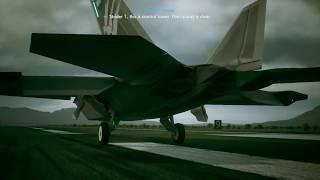 Ace Combat 7 Anchorhead Raid Ace Mode S Rank