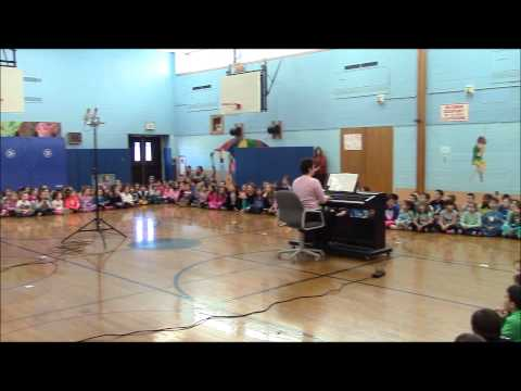 Indian Hollow School Song Recording