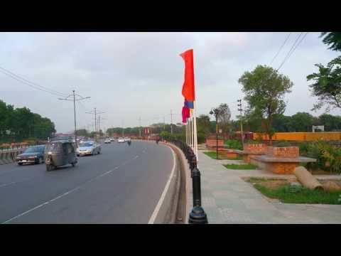 Dhaka Airport Road