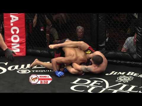CES MMA XXIII: RICO DISCIULLO vs JORDAN ESPINOSA