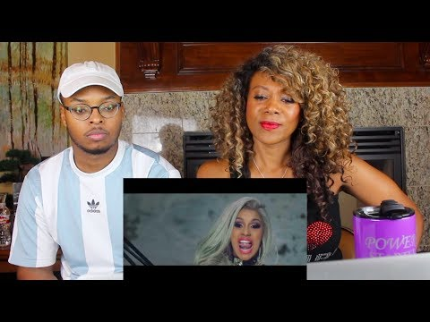 Aunt Reacts To Cardi B - Ring (feat. Kehlani) [Official Video]