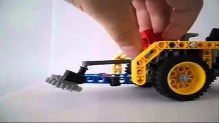 LEGO    mini traktor(, 2014-05-07T10:17:30.000Z)