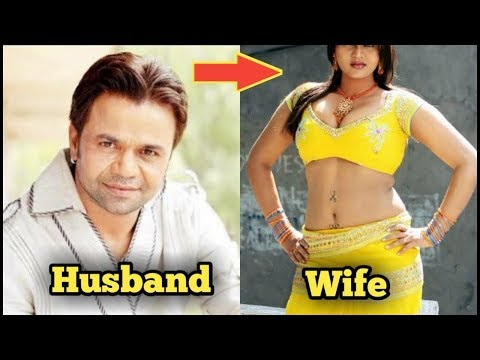 Top 10 Popular Bollywood Comedians And Their Beautiful Wives   You Don't Know