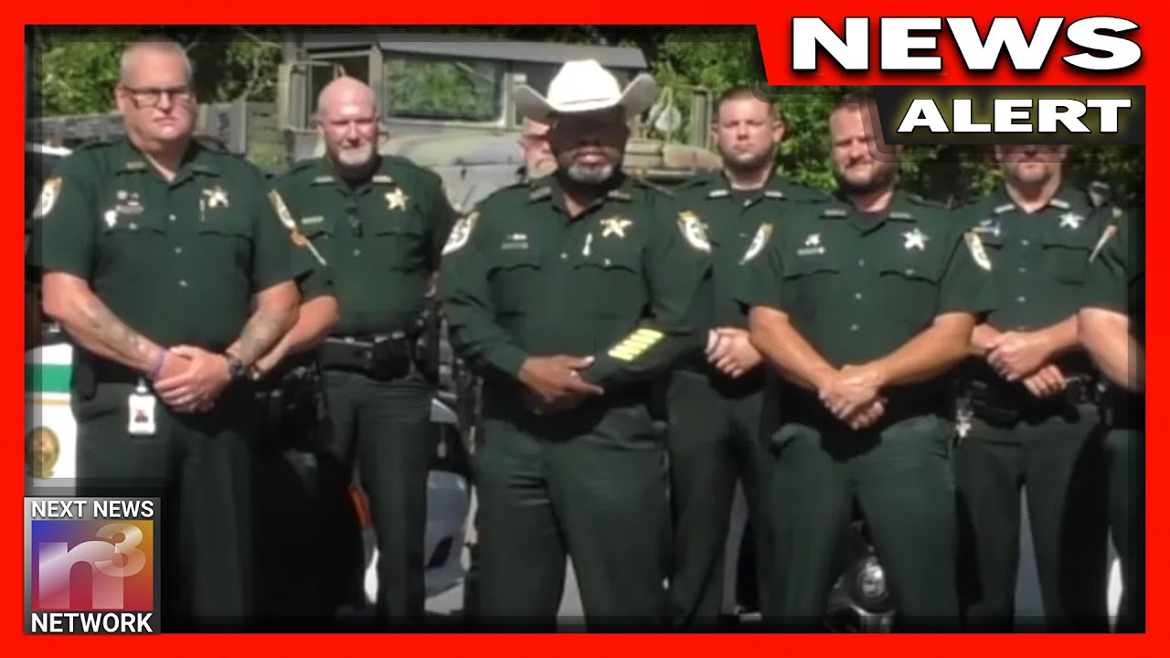 BOOM! Sheriff throws down the Gauntlet on Antifa with an invitation they'll NEVER RSVP to