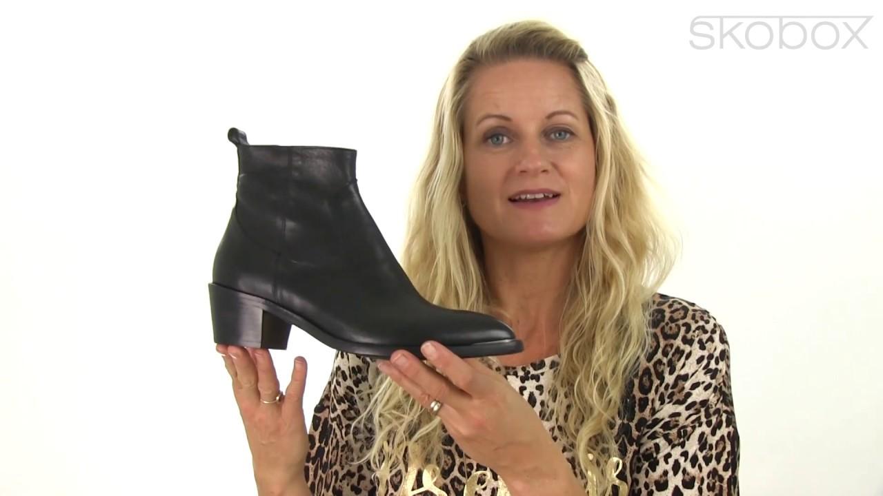 7bcb3d37414 Billi Bi støvle – Glat skind støvle (Sort) item no.: 7332-010 - YouTube