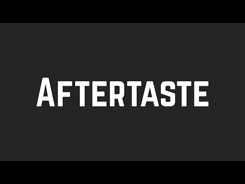 Shawn Mendes - Aftertaste (Lyrics)