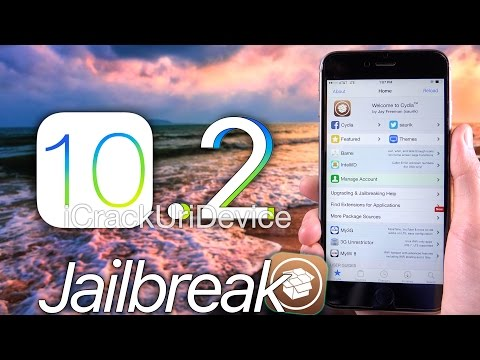 Jailbreak iOS 10.2 - Yalu Jailbreak TUTORIAL! (iOS 10)