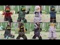 LEGO Words Lloyd Kai Cole Jay Zane Nindroid Unlocked mp3