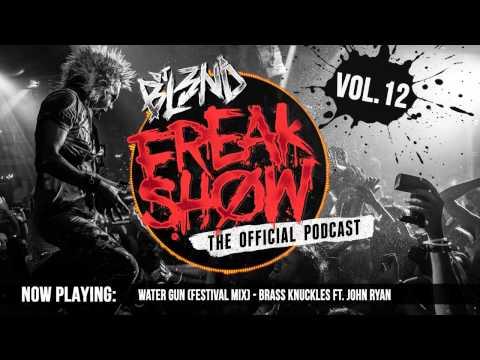 FREAK SHOW VOL  12   DJ BL3ND Electro House 2014