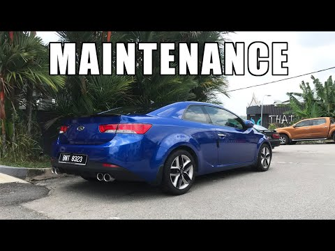 Kia Forte Koup Maintenance Cost and Problems
