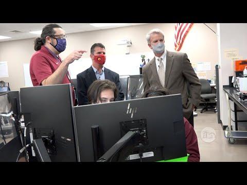 Dr. Asplen: On the Move | Suncoast Polytechnical High School