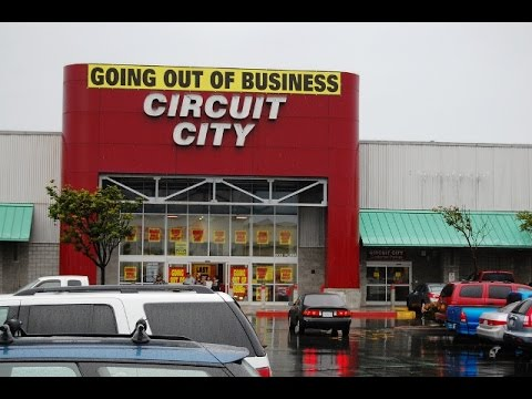 Bankrupt Stores in America
