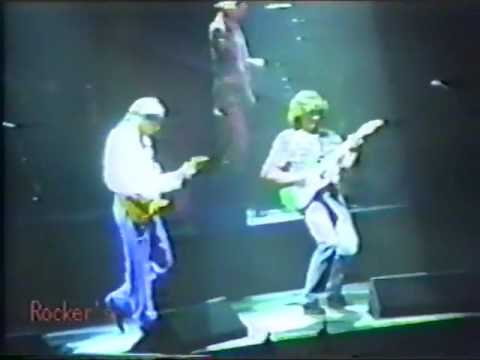Dire Straits Frankfurt 8th October 1991 FULL CONCERT Mark Knopfler