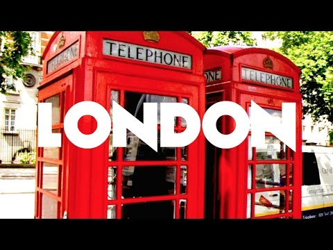 LONDON, ENGLAND - TOP PLACES TO VISIT - MUST SEE THINGS / ATTRACTIONS - HD