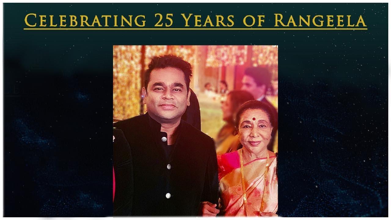 25 Years of Rangeela | A.R. Rahman | Asha Bhosle | Udit Narayan | Hariharan & More