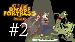 Dwarf Fortress, 3rd Embark - Part 2: Strike the Earth! thumbnail