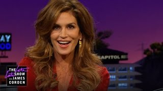 Cindy Crawford Is Head Mistress of Taylor Swift's Squad