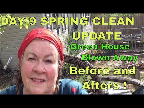 Day 8 daily Spring Clean Yard, Garden