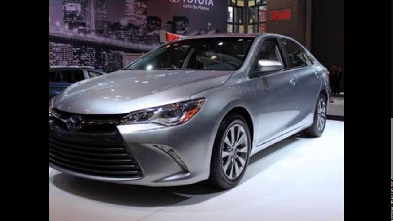 Toyota New Camry 2016 Silver Metalic