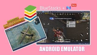 Bluestack Android PC Emulator Üzerinden Mobile PUBG Oynamak
