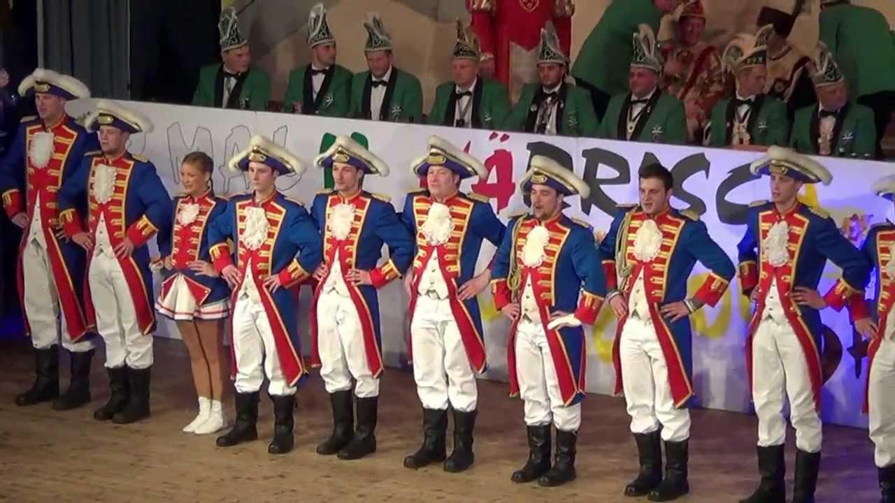Prinzengarde rönkhausen autritt in neuenhof 2009 by imbuss1988 ...