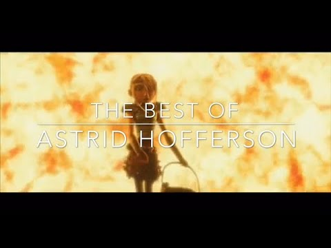 {the Best Of Astrid Hofferson}   How To Train Your Dragon