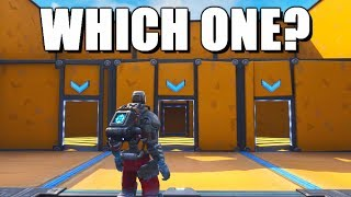 The Door Maze Challenge in Fortnite Creative!