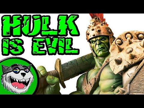 Hulk a VILLAIN in Thor: Ragnarok?