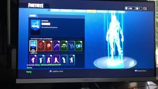 Fortnite account for sale (Red Knight) (Crackshot) (Candy axe) (Mako)