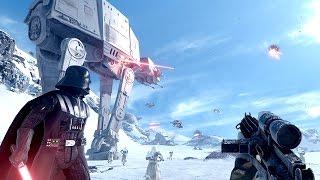 Star Wars Battlefront 60 FPS HD Прямая трансляция