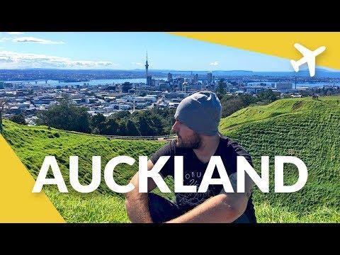 CHEGAMOS NA NOVA ZELÂNDIA